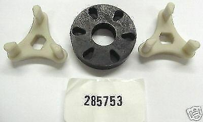 WP285753 Coupling no metal for Whirlpool Roper Washer Washing Machine Motor