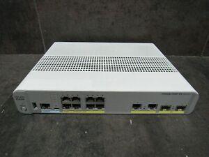 Cisco Catalyst 3560-CX 8-Port Ethernet Switch WS-C3560CX-8PC-S