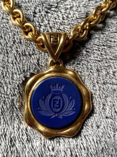 Large Geometric Leather /& Acrylic Brooch Pin Badge Navy Blue Pendant