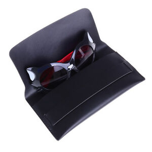 ec40edecff9 Image is loading sunglasses-box-women-men-eyeglasses-case-PU-leather-