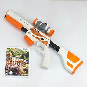 Cabela's Big Game Hunter 2012 (Nintendo Wii) w/ Original Activision Gun Complete