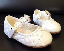 BABY Infant Girls Flower Pink Crib Dress Mary Jane Shoes Toddler Ballet Flats