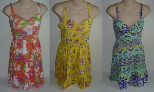Womens-AEROPOSTALE-Floral-Dress-NWT-various-styles-5059-5055-5050