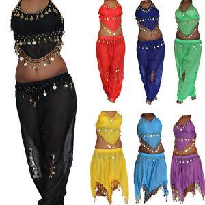 Bauchtanz Kostum Belly Dance Tanz Karneval Fasching Samba