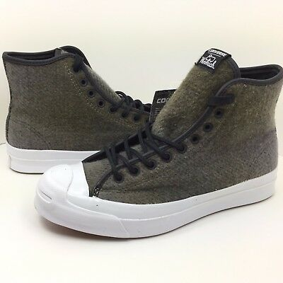 113750bec4f0 New Converse Jack Purcell Signature Woolrich Hi ALL SIZES Shoe Sneaker  153880c