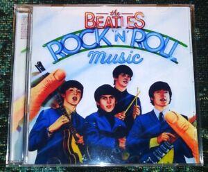 The-Beatles-Rock-N-Roll-Music-CD-28-TRACKS