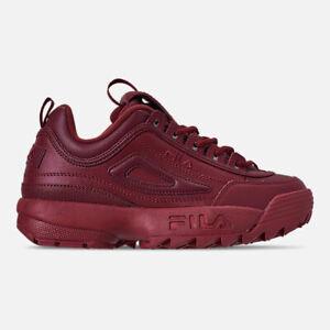 fila shoes maroon \u003e Clearance shop