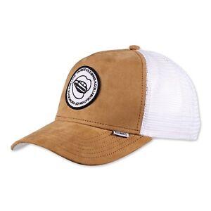DJINNS-Kaliber-khaki-Trucker-Cap-Mesh-Muetze-Kappe-Meshcap-Basecap-Caps-Cappy