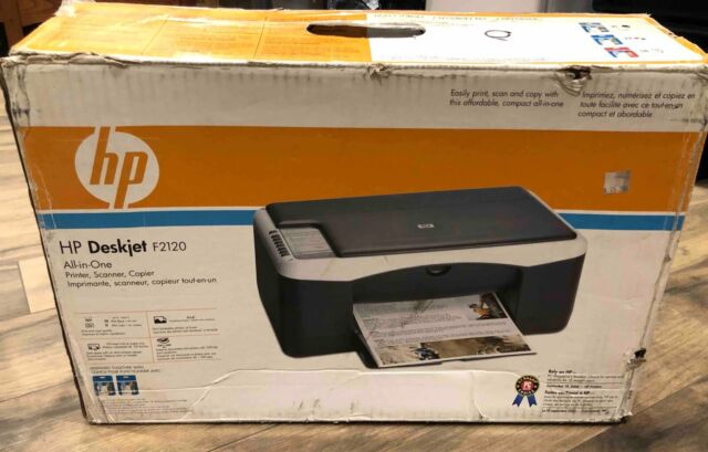 HP DESKJET F2120 FREE DRIVER DOWNLOAD (2019)