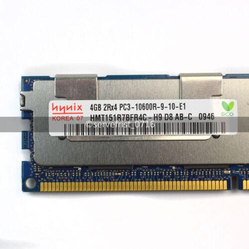 24GB 16GB 8GB 4GB 2RX4 DDR3 1333MHz PC3-10600R ECC REG Registered Server RAM LOT