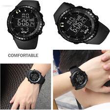 Cool Men Military Army Sport Wrist Watch Analog Digital Waterproof Wristwatch