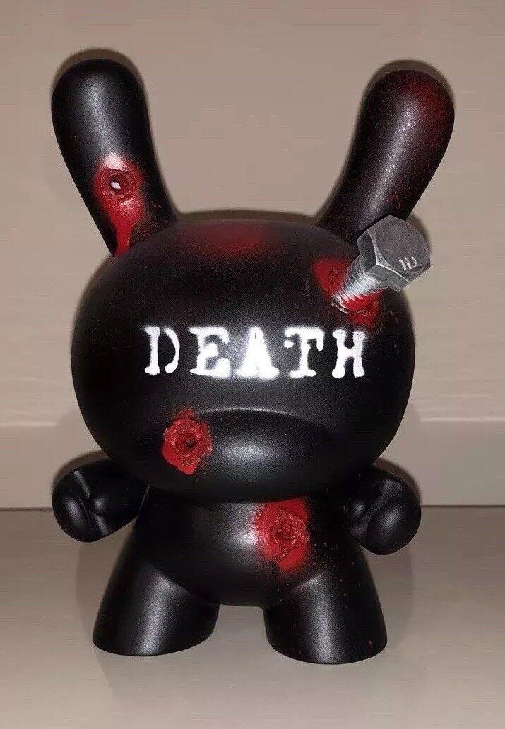 Death New York, Blood Series 8 - dunny, autógrafos, juguetes de arte muy raros ¡Death New York, Blood Series 8 - dunny, autógrafos, juguetes de arte muy raros 1   1 niños robots