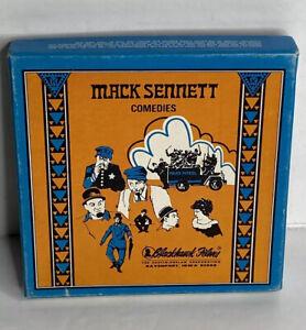 Vintage Blackhawk Films 8mm MACK SENNETT Comedies Mabel Fatty & The Law