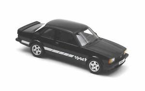 Opel-Ascona-B-2-door-Sport-034-Black-034-1980-Neo-Scale-1-43-43713