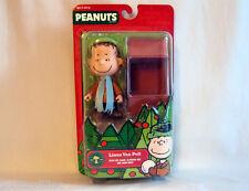 Peanuts Charlie Brown Christmas LINUS Van Pelt - NEW - Hard to Find!