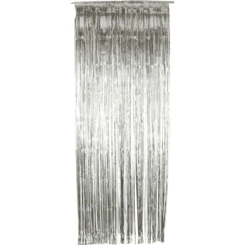 Guirlandes porte rideau décoration guirlandes rideau argent fil guirlandes Guirlande rideau