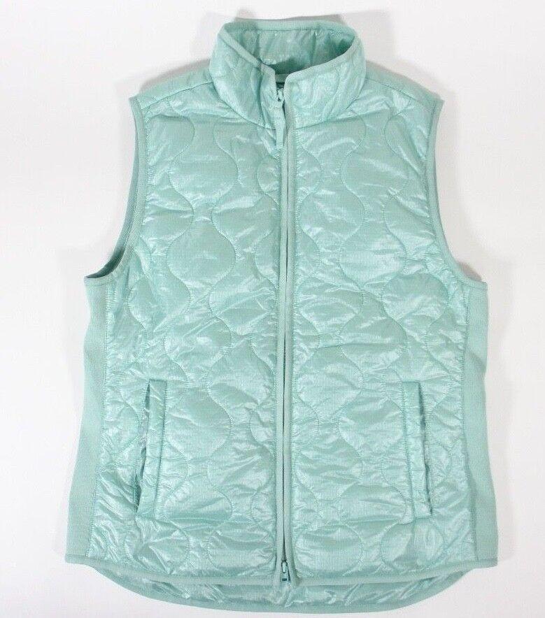 J Crew Womens Layering Vest with Primaloft Size S