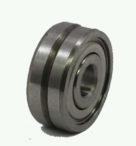608VV V-Groove Guide Miniature V Ball Bearings 608VV