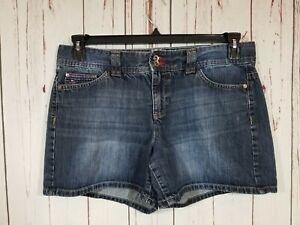 G32 Tommy Hilfiger Pantalones De Mezclilla Para Mujer Talla 14 Ebay