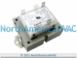 Details about Tyco Nordyne Intertherm Transformer 240 24 volt 4600-02M12AE52 on