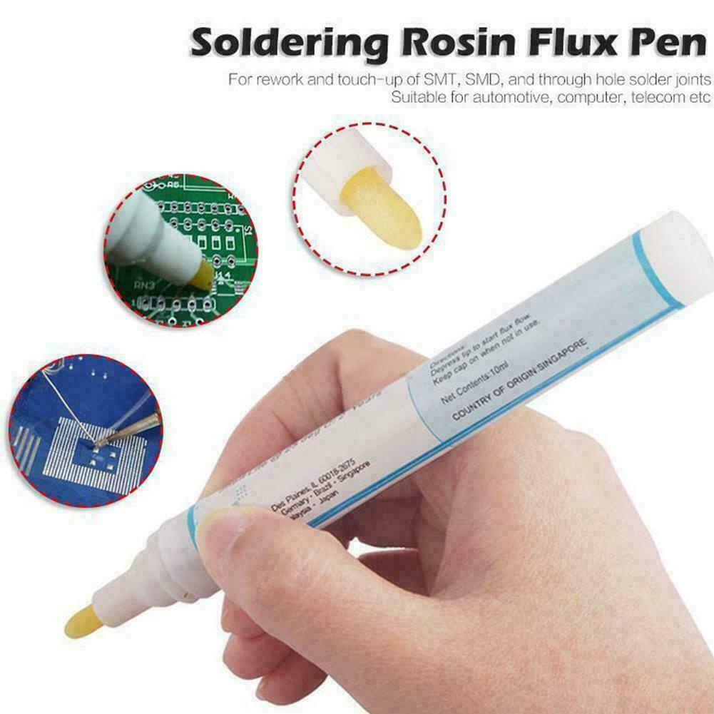 2x Electroplax Rosin Flux PEN Solar cells Panels for electrical soldering DIY