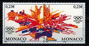 Timbres-de-Monaco-paire-des-N-2336-37-neufs