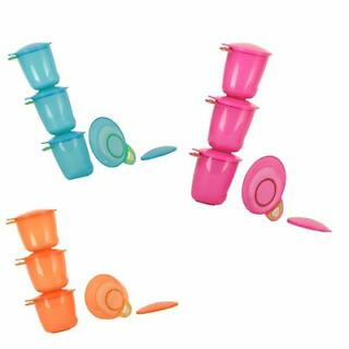 Vital Baby on the go weaning set Blue
