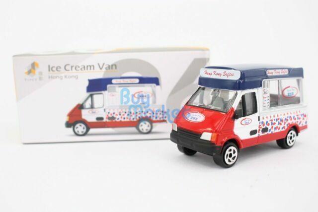 Tiny City 06 Hong Kong Ice Cream Van Diecast Model