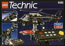 Lego Technic Universal Building 8485 Control Center ll  NEW SEALED