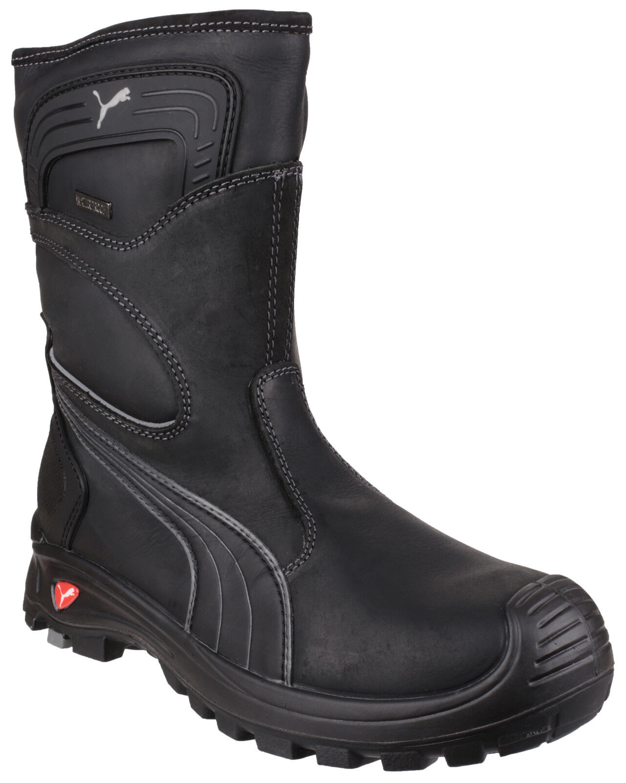 Puma Rigger Safety Mens Composite Toe Cap Industrial Work Boots shoes UK6-13