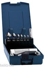 Kegelsenker-Bit-Satz 90G 6,3-20,5mm FORUM