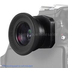 Eyepiece Eyecup Viewfinder Loupe 1.51X Magnification for Canon Nikon Camera X3U4