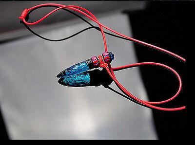 Miyazaki Hayao Princess Mononoke  Cosplay Amulet Necklace Props Pendant