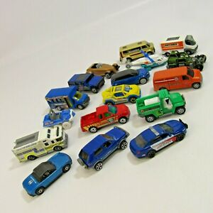 Matchbox Cars Collection Die Cast Vehicle Toys Lot Of 17 Vehicles Ebay