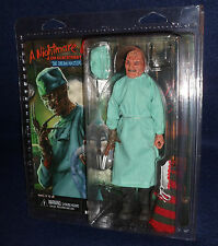 "A Nightmare On Elm Street 4 The Dream Master SURGEON FREDDY 8"" Retro Figure NECA"