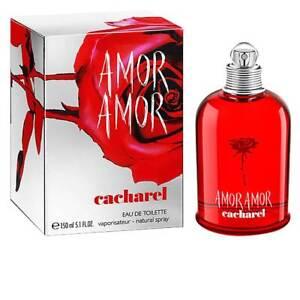 31e37f23d Amor Amor Eau De Toilette 100ml   3.4oz Spray Women NIB