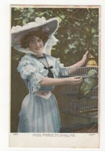 Actress-Marie-Studholme-Vintage-Postcard-US097