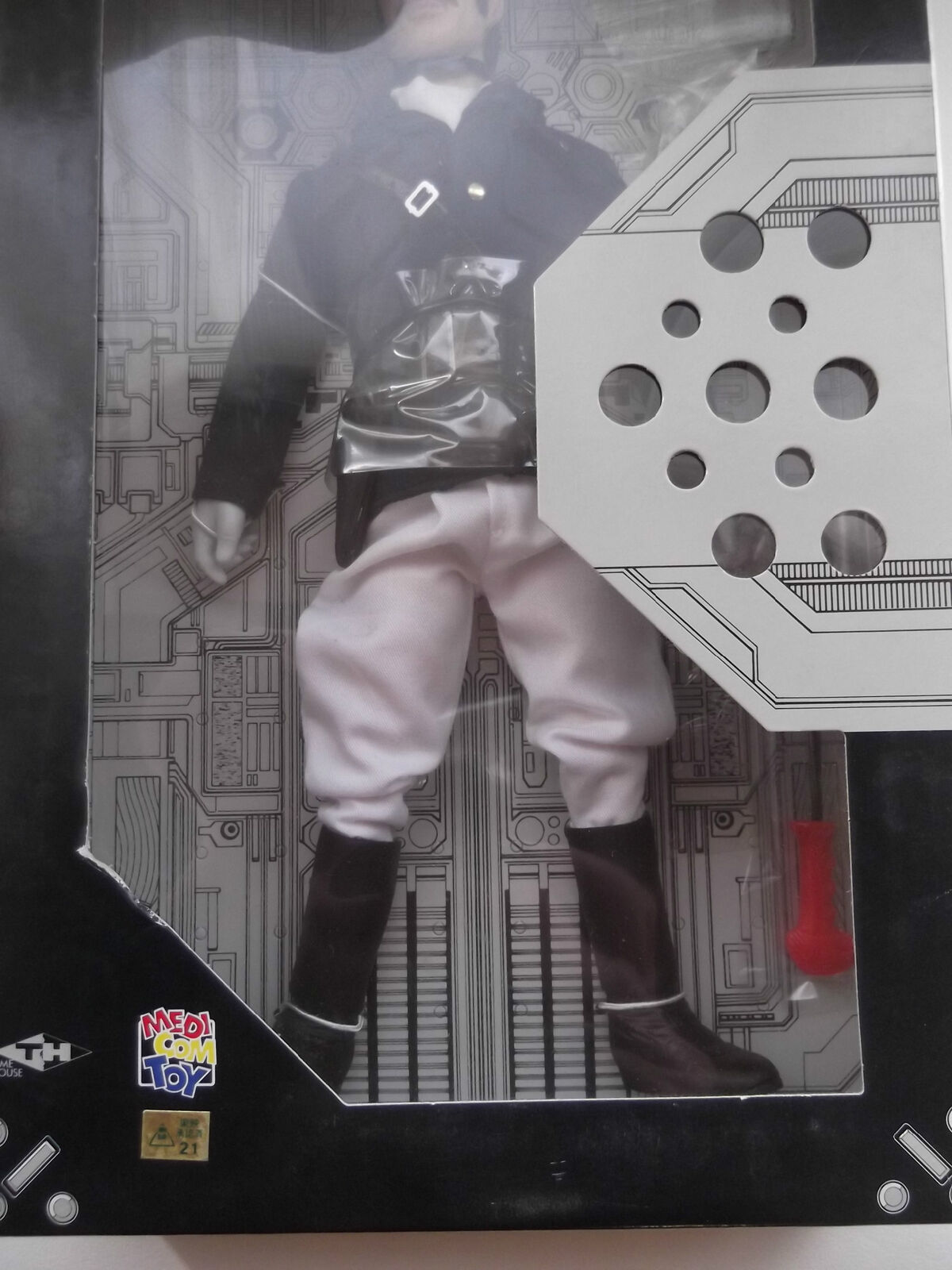 MEDICOM REAL ACTION HEROES HEROES HEROES KAMEN RIDER COLONEL ZOL 12 ACTION FIGURE MINT IN BOX 3deb8a