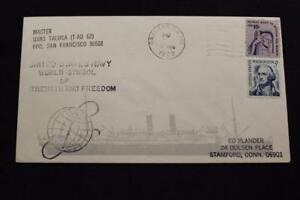 Marine-Abdeckung-1979-Schiff-Ecke-Karte-Usns-Taluga-T-AO-62-3096