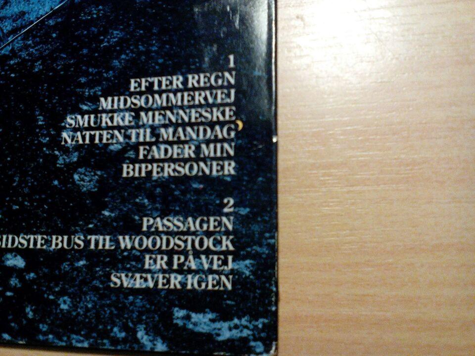 LP, Erik Grip kom med et bud, Natten til mandag