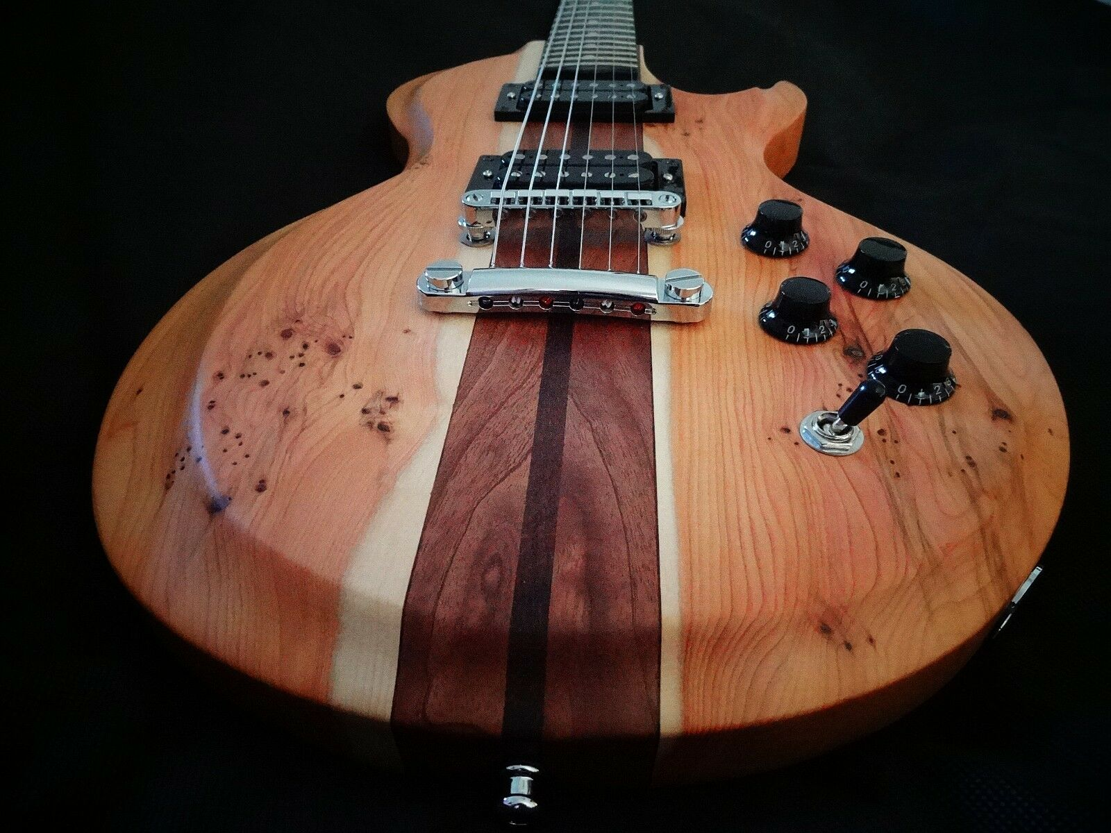 Your own Custom bespoke guitar. Your design, Your spec. Deposit only