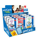 Colour Slam Jumbo AppCards Interactive Card Game 4 Smartphone Tablet