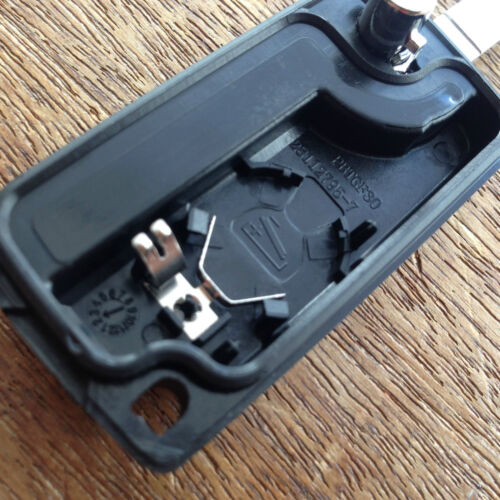 Peugeot 207 307 407 308 607 2 Button Remote Flip Key Fob Case Repair Kit 2bng