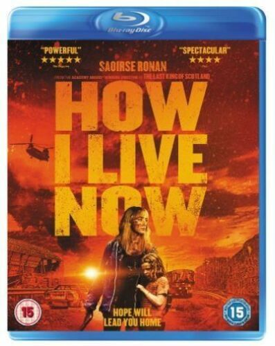 1 of 1 - How I Live Now (Blu-ray, 2014)