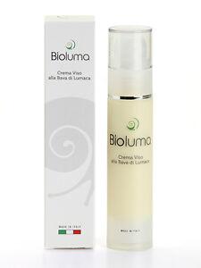 Bioluma-Bava-di-Lumaca-Crema-Viso-50ml-con-Acido-Ialuronico-Made-in-Italy