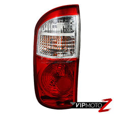 2004-2006 Toyota Tundra Double Cab [Driver Side] Rear Tail Brake Lights Left