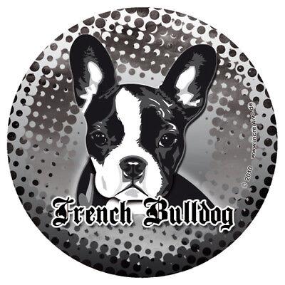 Herrlich FranzÖsische Bulldogge Sunrise Sticker Aufkleber French Bulldog Bully Frenchi