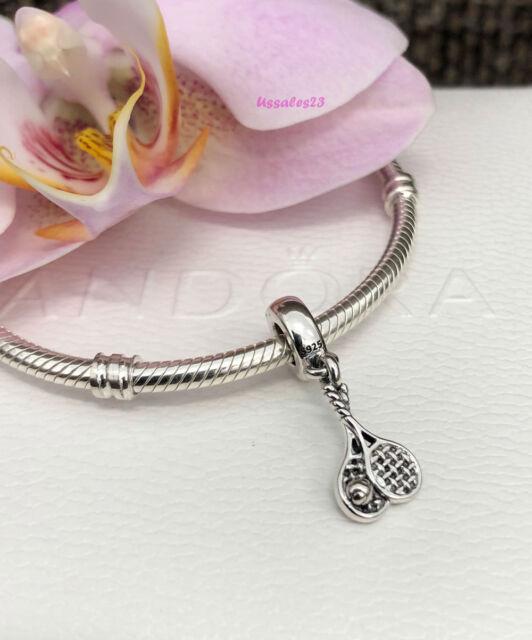 Pandora Tennis Charm Bracelet Bead Original Brand New 791510