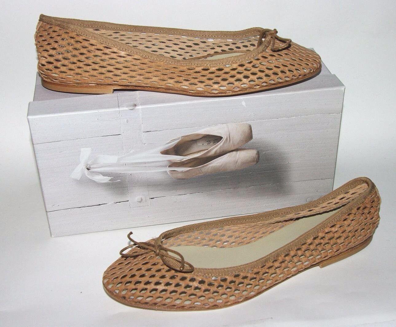 New $180 Anniel Ballet Flats Pumps  Shoes 9.5US  10 EU