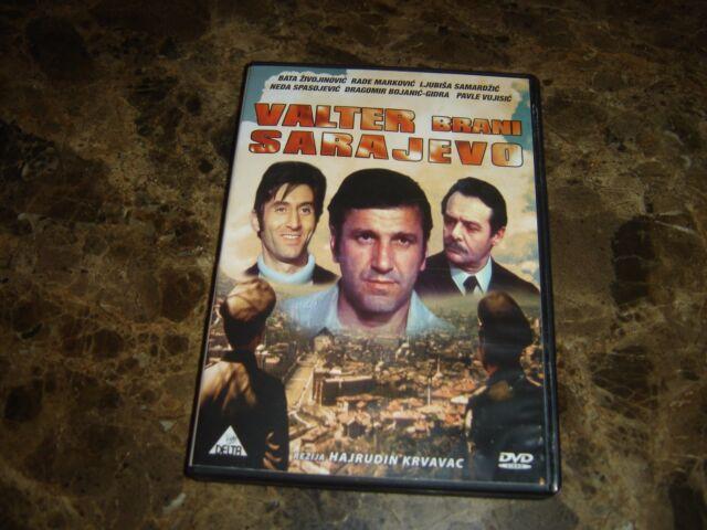 Valter brani Sarajevo (Walter Defends Sarajevo) (DVD 1972)